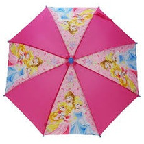 Disney Princesa Umbrella - Niños Childrens School Stay Dry
