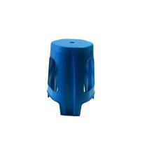 Banco De Plastico Capri Reforzado Azul