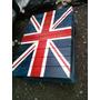Mesa Para Jardín Bandera Inglesa De Palets Reciclado Tarimas