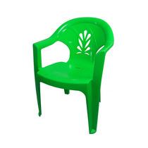Silla De Plastico Pali Verde