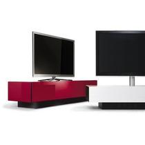 Centro Tv Sala O Recamara Mod Magenta Cristal