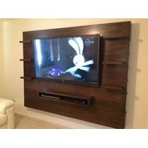 Centro Entretenimiento 1.80 Ms,mueble Tv, 65 . Promo!!!
