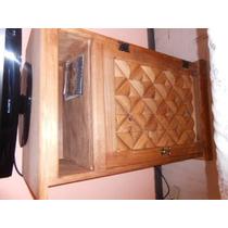 Mueble Rustico Para Tv Y Dvd