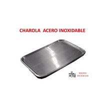 Charola Acero Inoxidable