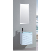 Odbo Ml-1012 Mueble Para Baño Con Llave Y Espejo