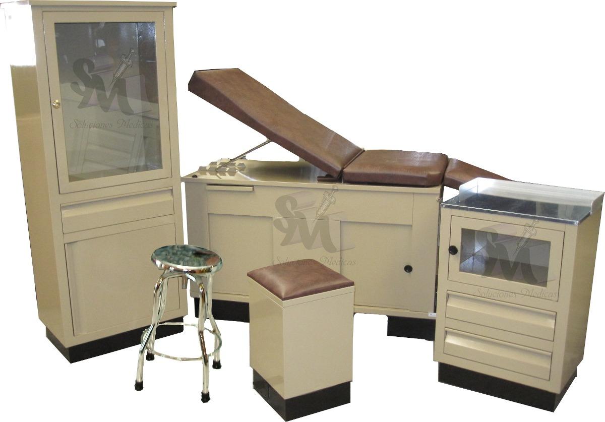muebles para consultorio
