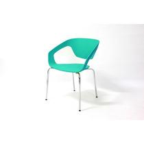 Silla Moderna Restaurante Oficina Multiusos Sillon Colores