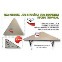 Mesa Plegable Triangular Imperial