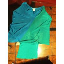 Precioso Bluzón Marciano By Guess Dama Talla Xl