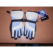 Thinsulate***guantes Azules Talla Chica***nuevos**