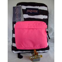 Mochila Jansport Superbrak Backpack Animalprint Importada