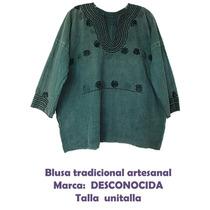 Blusa Tradicional Artesanal