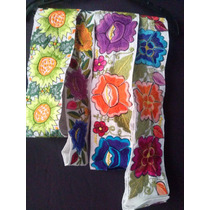 Cinturones Yucatecas Bordadas Somos 100% Fabricantes!!