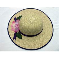 Sombrero Para Dama, Sombrereta Para Muejer De Palma