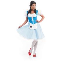 Dorothy Costume - Mayor Longitud Medio: Señoras Mago De