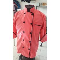 Filipina Dama Chef Color Coral