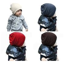 Sombrero De Qandsweet Bebé Fresco Knit Beanie Cálido Inviern