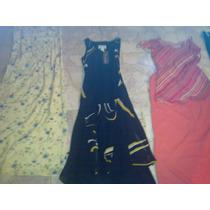 Set 3 Vestidos Y Una Falda Nuevos