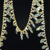 Crystal Cristal Apliciones Para Ropa, Vestidos, Cinturones