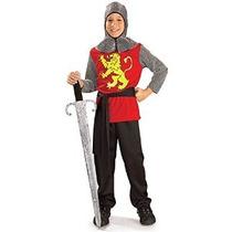Medieval Señor Traje - Medio Niño