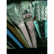 Cintos Cinturon De Dama Unisex Modelo Variados Vv4