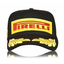 Gorra Pirelli Podium, Original F1