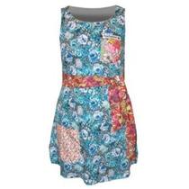 Vestido De La Manera Falta - Patrón Señoras Xs Broma Diver