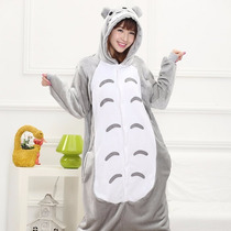 Totoro Kigurumi Pijamas Kawaii Moda Japonesa Anime
