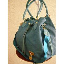 Bolsa Lv Louis Vuitton Neo Azul