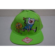 Gorra Adventure Time Snapback Original Jake Finn