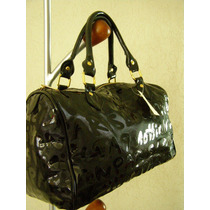 Bolsas Louis Vuitton Speedy Vernis Negra