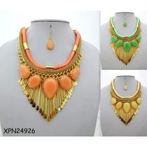 Collar Xpn24926 (verde)