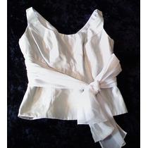 T-0036 Blusa Elegante (talla 2-usa/24 Mexico)
