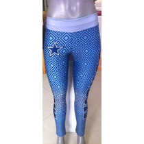 Leggins Mayon Nfl Lycra Modelos Cowboys Dallas