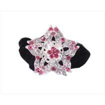Banda Hermoso Cabello Con Diamantes De Imitación Estrella Fo