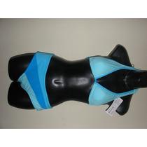 Bikini Color Aqua Cachetero Maa