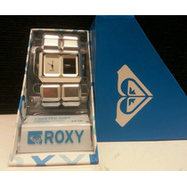 Roxy Reloj Doble Carátula Hermoso