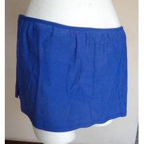 Panty Con Falda Traje De Baño Morado Talla Xl Tb182