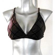 Top/bikini Talla Chica Café Ropa 7g3