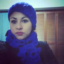 Gorra Y Bufanda A Crochet