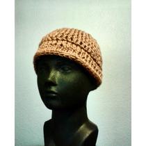 Gorro Tejido A Crochet Colores A Elegir