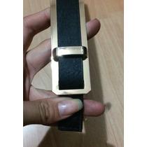 Cinturon Golden Belt Dorado Hecho A Mano Mediano Original!!