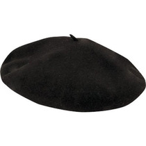 Gorra Lana Scala Classico Hombres Vasco Classic Beret Hat N