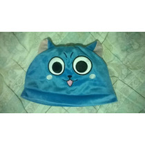 Gorrito Tipo Peluche Happy Fairy Tail Otaku Anime Cosplay