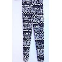 Suku 60475 Leggins Algodón Estampados Moda Japón $169