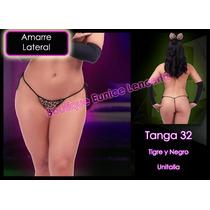 Set De 6 ¡¡¡ Sexy Y Atrevida Micro Tanga De Encaje Vmj