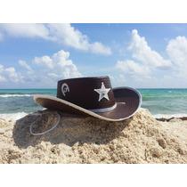 Sombrero Vaquero Sheriff Texas Cafe Alguacil Fiesta Cowboy