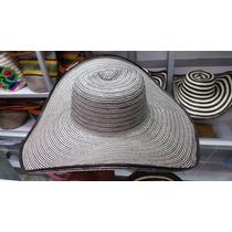 Sombrero Vueltiao Colombiano Fino 21 Vueltas Voltiado Mujer