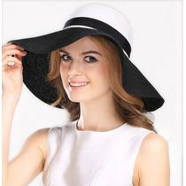 Sombreros De Playa Para Mujer, Súper Elegantes!