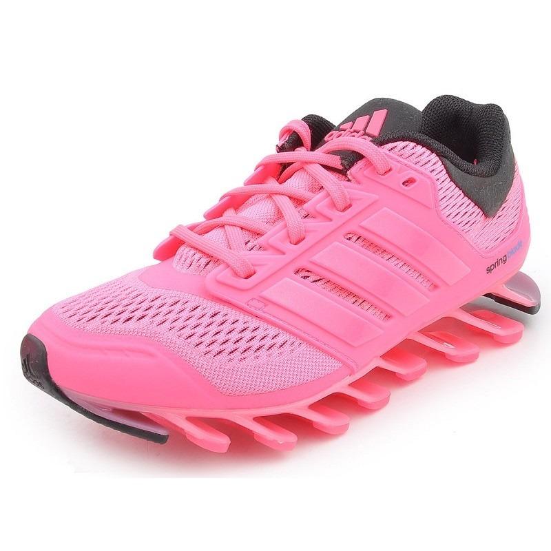 Adidas Tenis Mujer Rosas